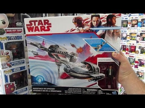 The Last Jedi Toys Force Friday II
