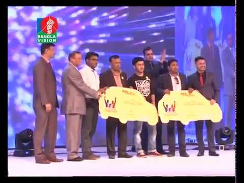 RAK Paints Ltd Champions Together 2017 Bangla Vision News Coverage