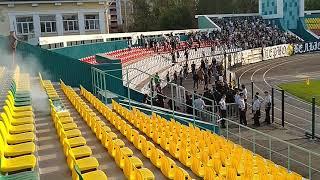 Фанаты Торпедо после матча в Липецке
