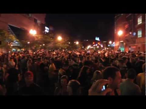 Boston Bruins: 2011 Stanley Cup victory celebration