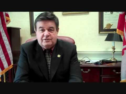 Maryland Senate Democratic Caucus - Senator Ron Young Interview
