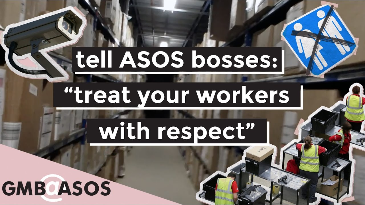 Respect ASOS workers