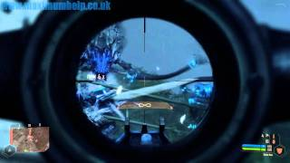047 All The Fury Pt4 Crysis Warhead Stealth Walkthrough Delta Difficulty Enthusiast Settings 720p HD