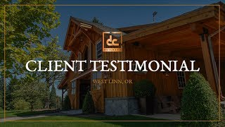 Custom Wood Barn In West Linn, Or - Client Testimonial | Dc Building