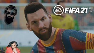 FIFA 21 PS4 ქართულად ესეც ჩვენი ''ახალი'' ფიფა