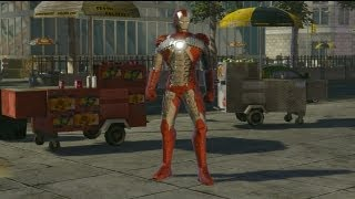 Marvel Heroes MMO: Iron Man Trailer