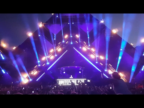 I AM Hardwell United We Are Last Show Only Drops