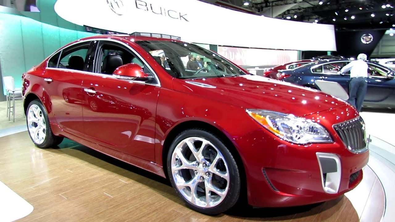 2014 Buick Regal Gs Exterior Walkaround 2013 New York