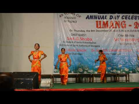 Annual meeting welcome dance
