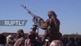 Yemen: Arhab Houthis determined to continue fighting Saudi Ara…