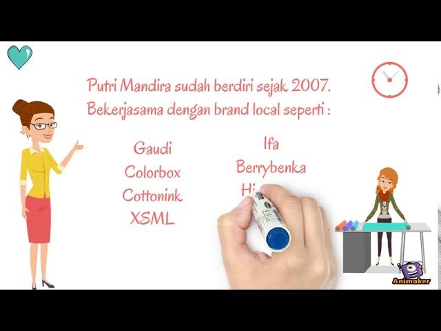 Company Profile - Jasa Konveksi Putri Mandira