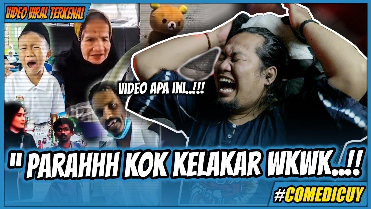 YANG VIRAL PASTI NGAKAK 🤣..❗ VIDEO VIRAL DI MALAYSIA   REACTION