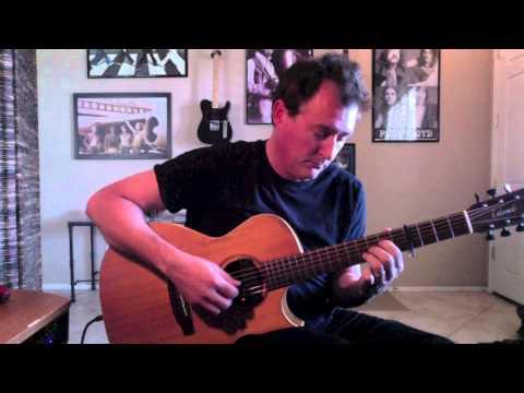 Celtic Waltz - Open D Tuning: D-A-D-F#-A-D  Capo 4th fret