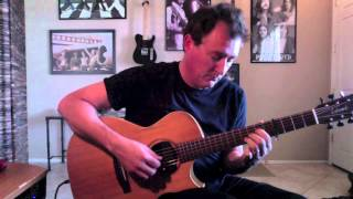 Celtic Waltz - Open D Tuning: D-A-D-F#-A-D  Capo 4th fret