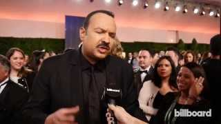 Pepe Aguilar on the Latin GRAMMY Awards Red Carpet 2014