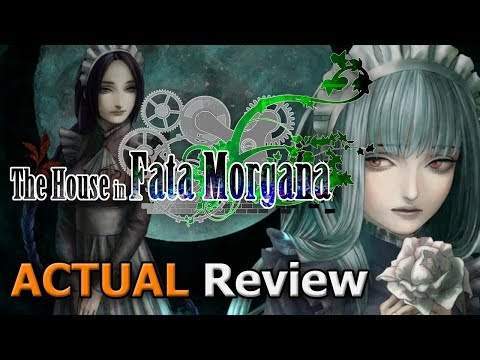 The House in Fata Morgana (ACTUAL Game Review) [PC]