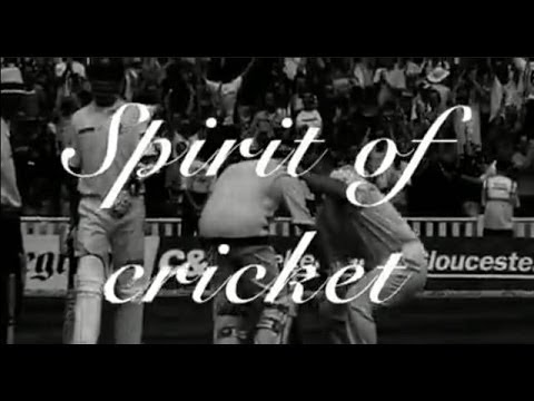 Spirit Of Cricket, With Lee And Flintoff