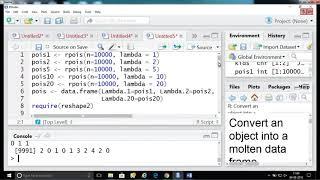 Statistics using R programming 04-09-2018