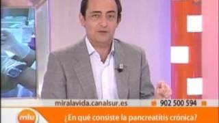 Consejos pancreatitis crónica Médicos Mira la Vida