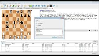 PC & Mac Chess Explorer: Multiple database management
