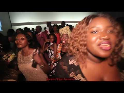 Malaw live in ATLANTA Pape Diouf - Bai Babu