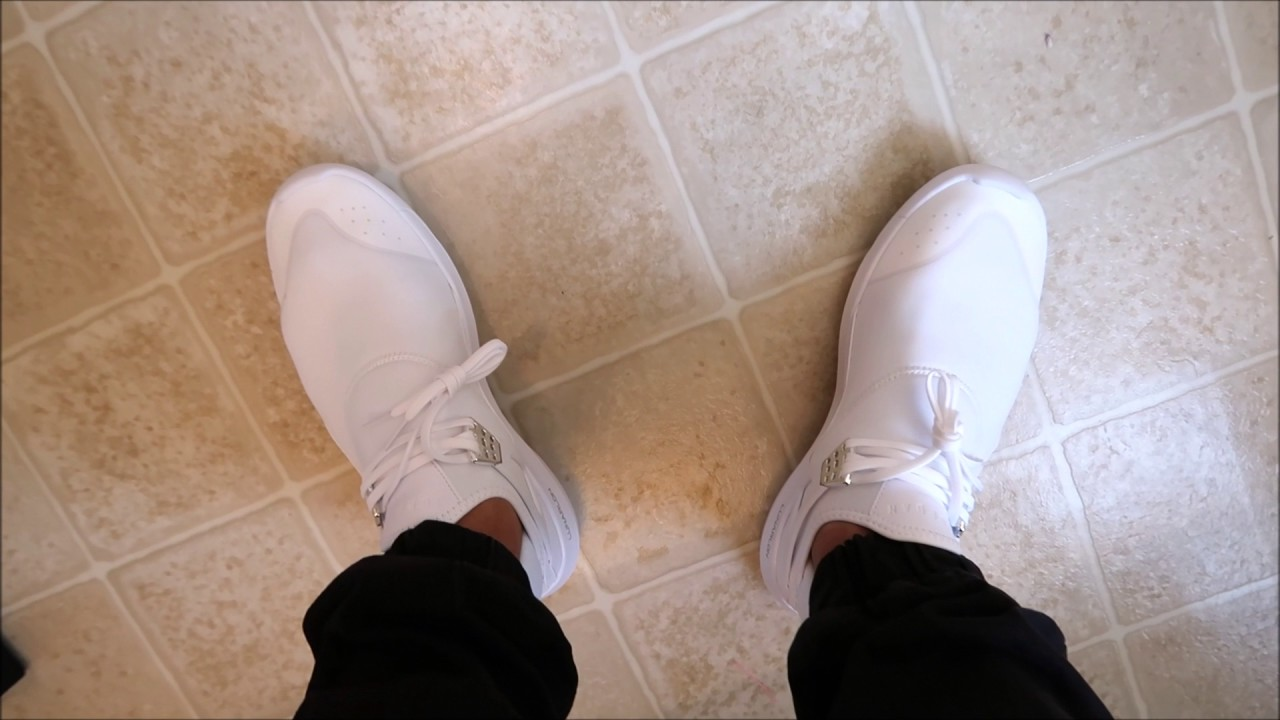 Air Jordan Fly '89 Pure Money Sneaker Detailed Review + Feet From Champs Sports