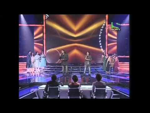 X Factor India  Ajay and Atul Gogavale perform on X Factor X Factor India  Episode 21  23rd Jul 2011