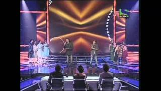 X Factor India - Ajay and Atul Gogavale perform on X Factor- X Factor India - Episode 21 - 23rd Jul 2011