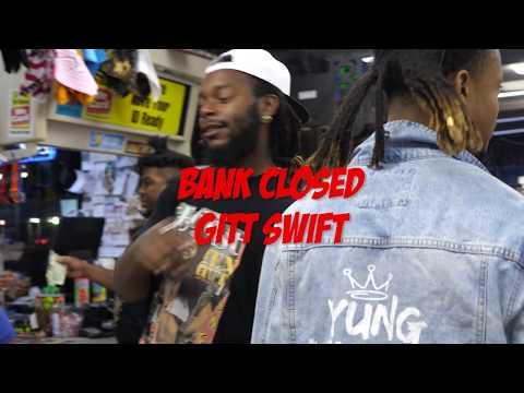 Gitt Swift - Bank Closed