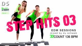 STEP HITS 03 by Du Schwab (136 BPM / 32 Count)