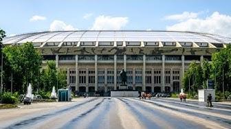 WM-Stadionporträt: Luschniki-Stadion (Moskau)
