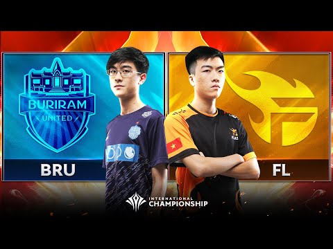 TEAM FLASH vs BURIRAM UNITED