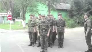 Russian Army: Sponge Bob Square Pants Song