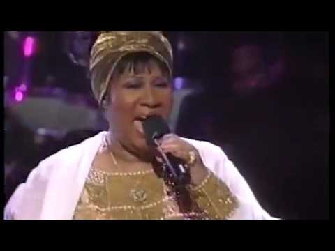 Aretha Franklin   A Rose Is Still A Rose  live