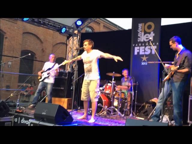 Kontrolla - Vaňkovka Fest  -  7.8.2015