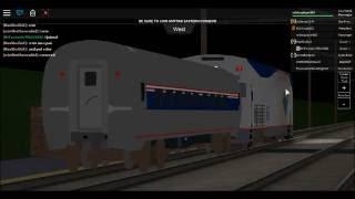 Roblox- Amtrak Eastern Corridor