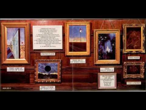 Resultado de imagem para pictures at an exhibition elp