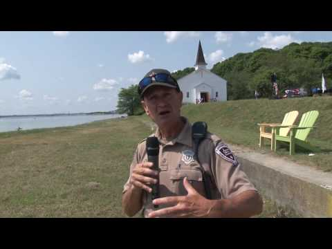 Destination Peddocks Island