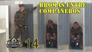 Cap. 14 - Diversiones (Especial de Soldados Por La Paz) thumbnail