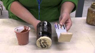 The basics of glazing ceramics