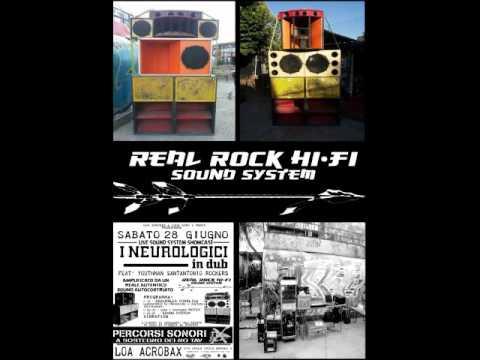 REAL ROCK HI-FI SOUND SYSTEM LIVE REC part I