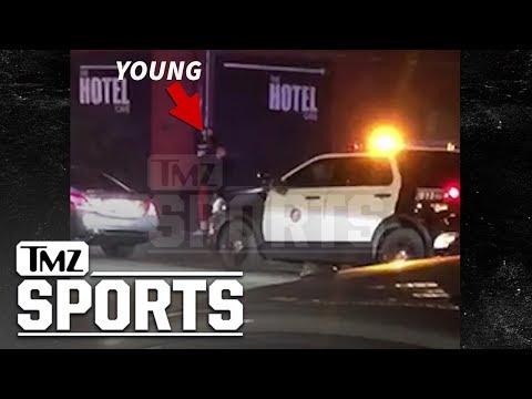 Nick Young Arrested In Hollywood