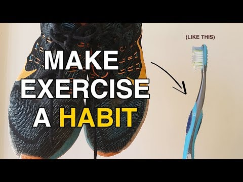 How To Make Exercise a Daily Habit | 4 Tips