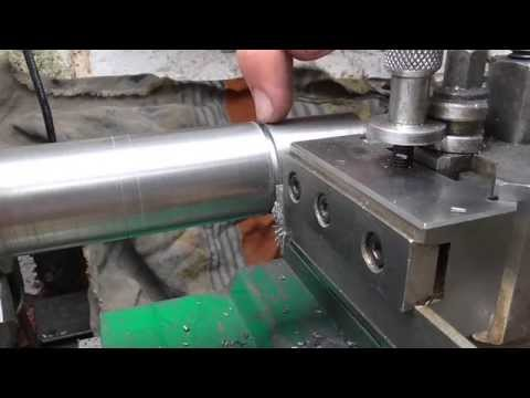 Machining Cylinders Part 1