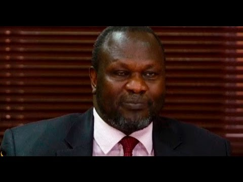 Al Jazeera's exclusive interview with Riek Machar in South Sudan