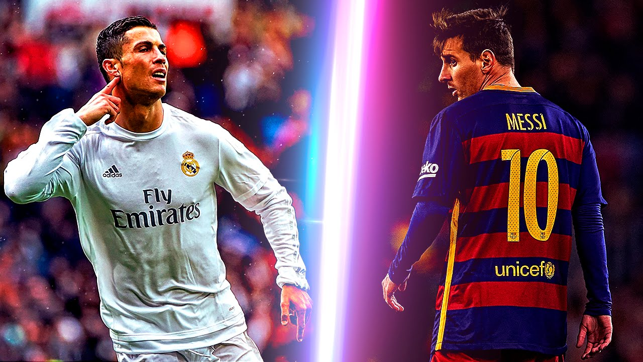 cristiano vs messi Real madrid vs barcelona cristiano ronaldo vs lionel messi the two best players in the world are the two biggest stars of two of the biggest clubs in the world cristiano ronaldo has perfected every skill there is, he is completely two-footed, scores so many goals and can hang in the air for about .