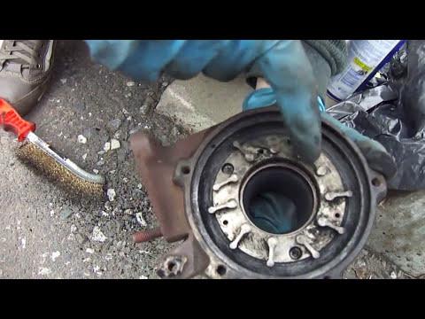 регулировка наддува турбокомпрессора двигателя фольксваген 1.9 тд