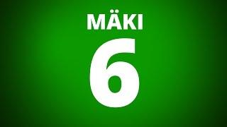 KPV Pelaajakortti - Teemu Mäki #6