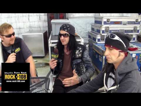 Ned-Rock 108 Interviews Edsel Dope and Virus of Dope