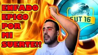 Fifa 16   enfado brutal por ronaldo if   fut draft   ultimate team   thesanxe